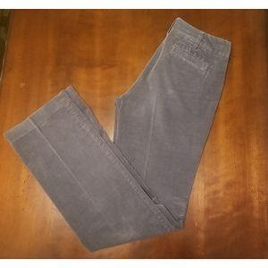 Lands' End Velvet pants